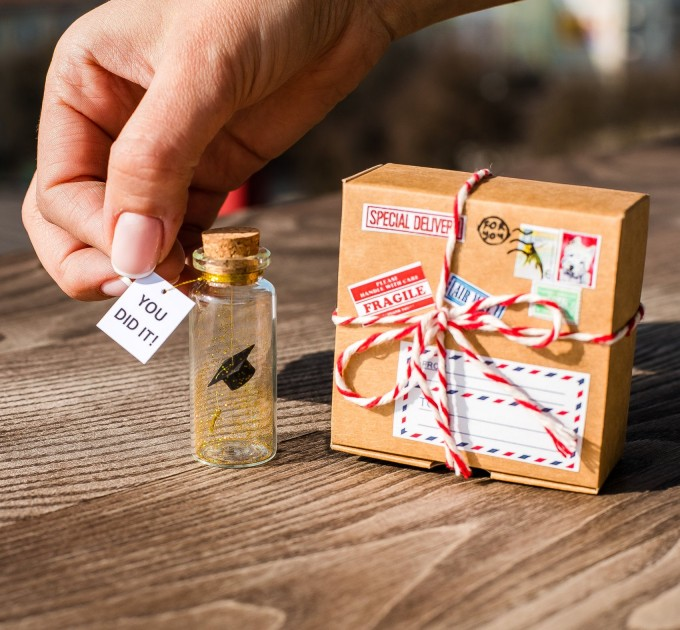 Graduation gift student congratulat Graduate School Gifts from parents Graduation Gift For Him Graduation Day You Did It! College Graduation