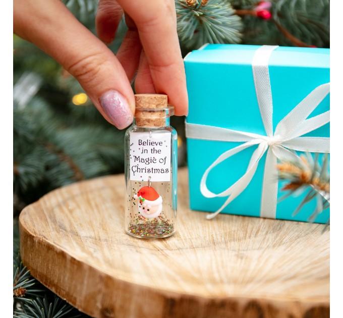 Santa gift for Boyfriend Christmas boyfriend gift Secret Santa gift for him Roommate Christmas gift Small holiday gift