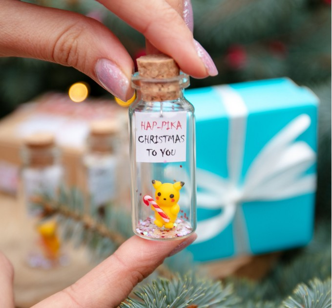 All I want for Christmas is Chu Funny Pokemon Pikachu Christmas gift for boyfriend