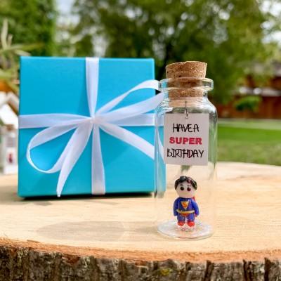 Boyfriend birthday gift Superhero birthday gift for him Personalized Happy Birthday gift man